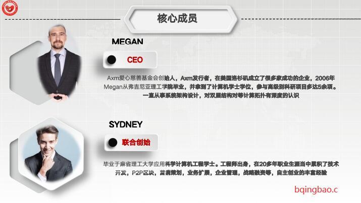 AXM公益链团队
