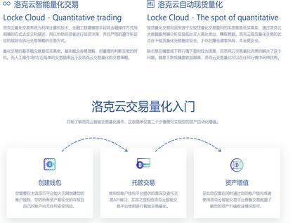 洛克云智能量化云交易是什么(3)