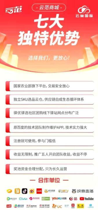 云范商城拼团,新项目首码对接(5)