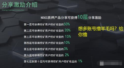 NDCC质押挖矿靠谱吗,NDCC是不是骗局,真相揭秘